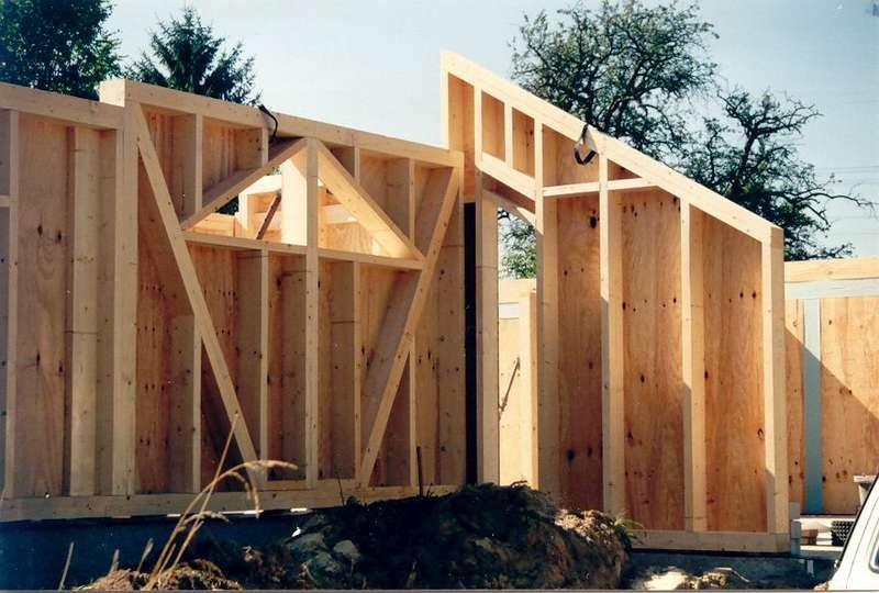 Holzrahmenbau konstruktion  Holzrahmenbauweise | www.Hörner-Holzbau.de | Ihre Kompetenz in ...